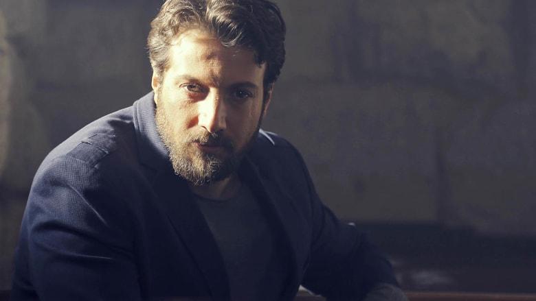 """الممثل أحمد الأحمد مؤديا لدور جابر في مسلسل """"دومينو"""""""