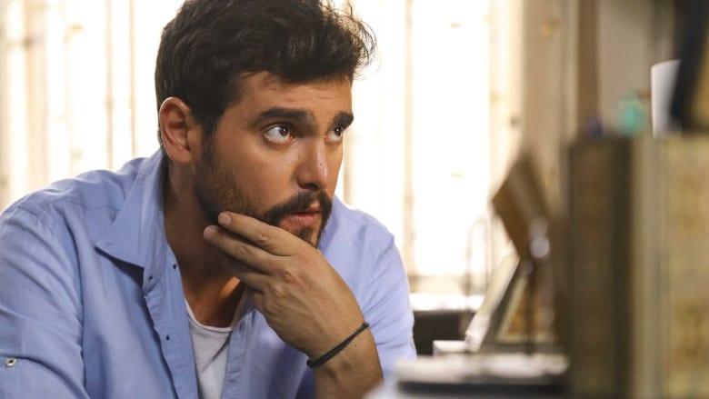 """الممثل سامر إسماعيل يؤدي دور طارق في مسلسل """"دومينو"""""""