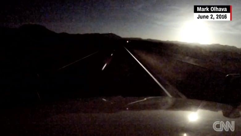 بالفيديو: كرة نارية تضيء سماء أريزونا