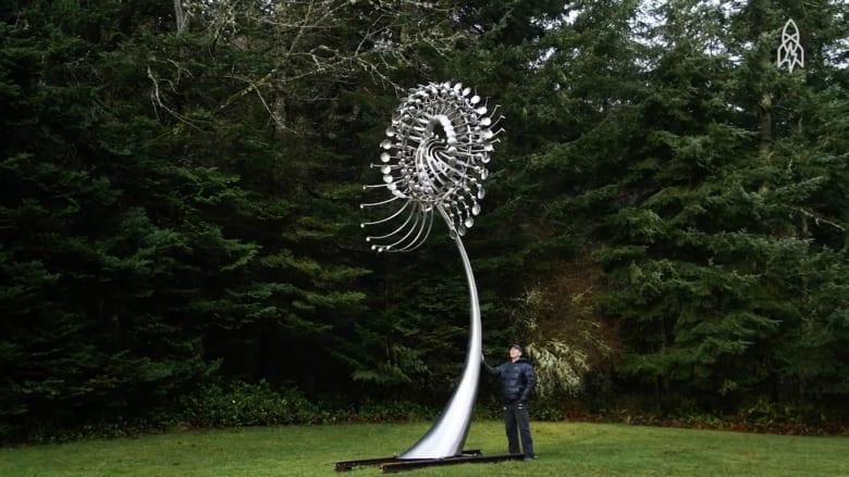 أعمال فنية تقودها الرياح ستأخذك لعالم آخر.. جرّب بنفسك