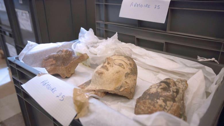جهود في متحف اللوفر لنقل أكثر من 150 ألف قطعة أثرية بسبب الفيضانات في فرنسا
