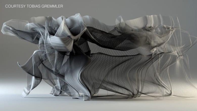 بالفيديو: فنان يحول حركات الكونغ فو إلى لوحات رقمية فاتنة