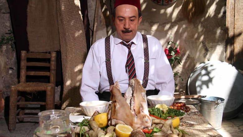 """أبو بدر سيظهر بشكل جديد في النسخة الثامنة من """"باب الحارة."""""""