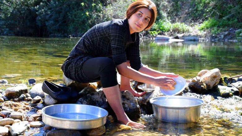 الممثلة روبين عيسى بدور نورا.