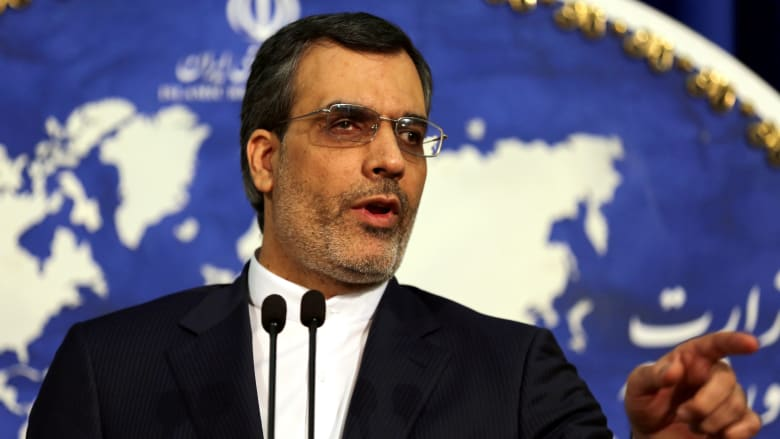 """إيران تتهم السعودية بـ""""استخدام الإرهاب والسياسة الطائفية"""" كأدوات لتحقيق أهدافها"""