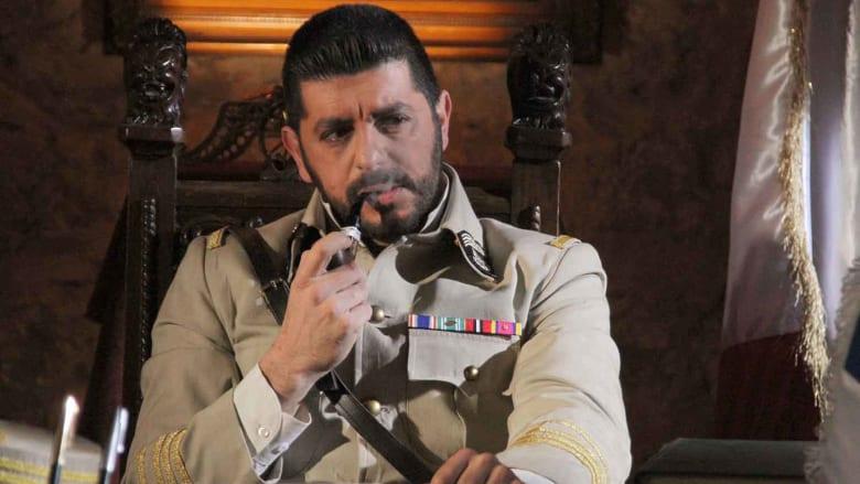 الممثل اللبناني طوني عيسى بدور دانيال.