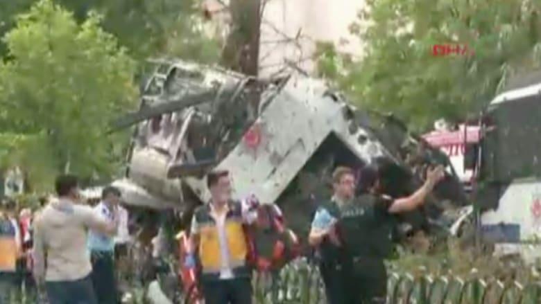 تركيا.. اعتقال 4 مشتبهين على خلفية تفجير اسطنبول
