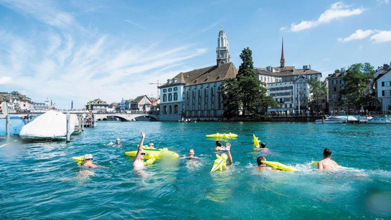 9 أفضل مدن للسباحة من حول العالم