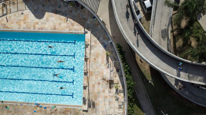 ريو دي جانيرو كما لم ترها من قبل