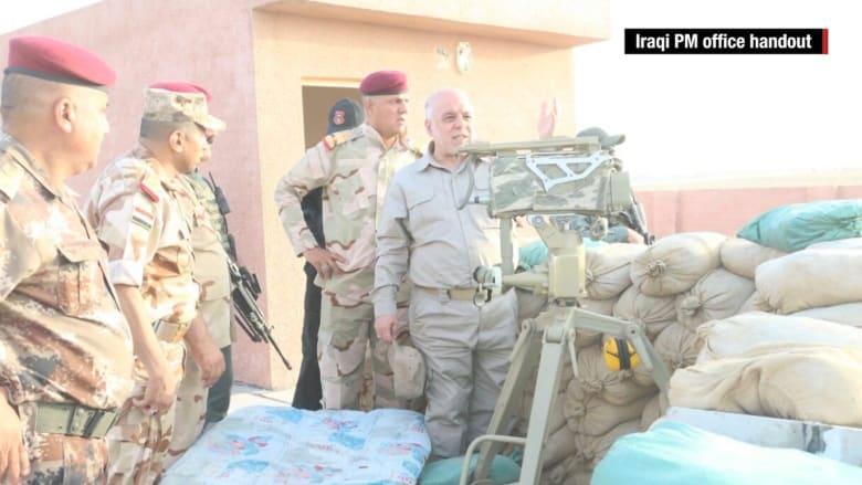 بالفيديو: تحرير الجيش العراقي لأول أحياء الفلوجة وداعش يأمر عناصره بحلق لحاهم والاندماج بالسكان