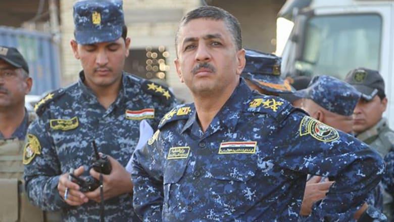 قائد الشرطة الاتحادية العراقية: القوات وصلت إلى وسط الفلوجة.. وسيطرت على 50% من المدينة