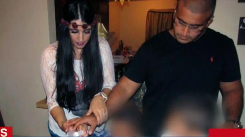 شاهد.. مصادر لـCNN: زوجة منفذ هجوم أورلاندو ذهبت معه لشراء ذخيرة أسلحة