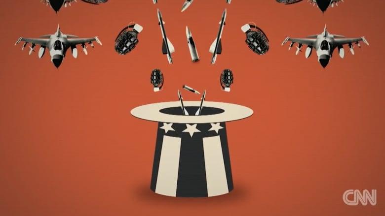 من هو أكبر مصدر للأسلحة في العالم ومن هم أكبر المستوردين؟