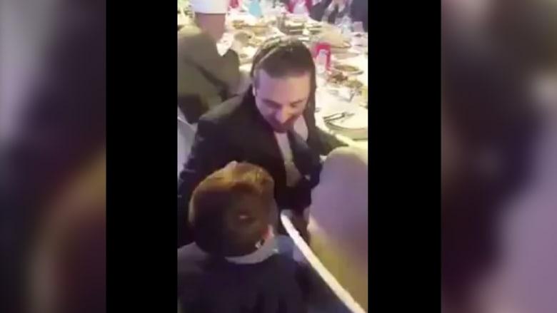 """بالفيديو.. هكذا ردّ سعد الحريري على طفل سأله: """"لماذا لم تقتل بشار؟"""""""