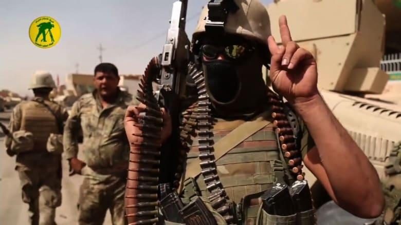 فريق CNN يدخل الفلوجة.. داعش يقاتل حتى الموت.. والقوات العراقية تعزز سيطرتها