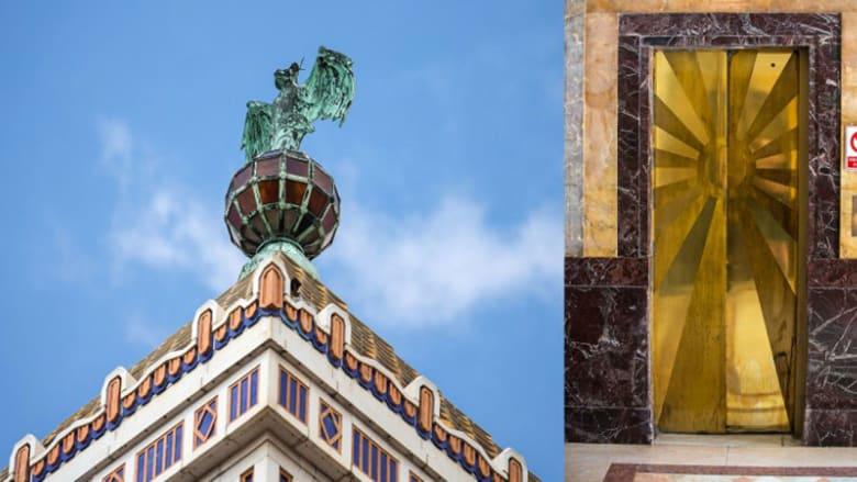 شاهد أروع أمثلة العمارة من طراز آرت ديكو في هافانا
