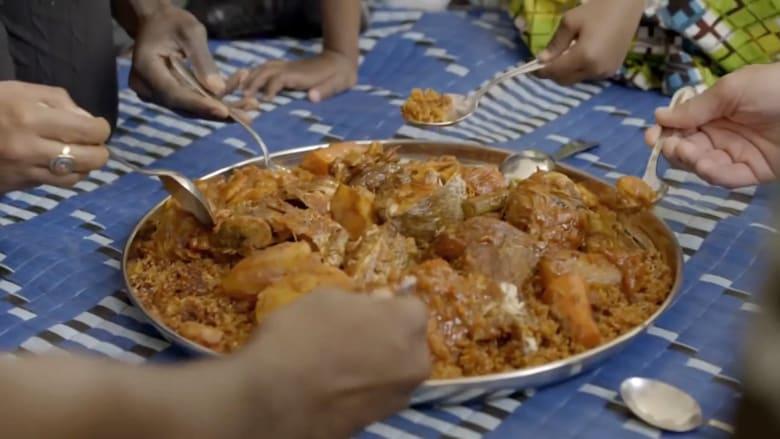 الطبق الوطني السنغالي.. غذاء وقيم ونمط حياة