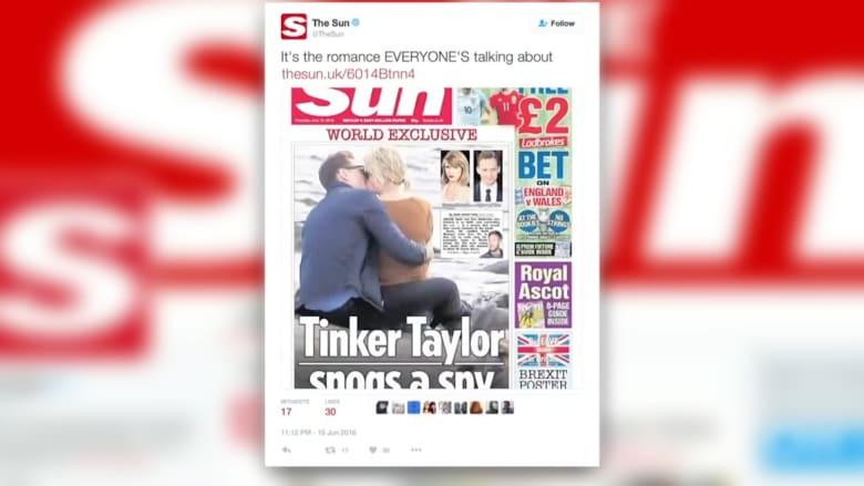 بالفيديو: تايلور سويفت تتعلق برجل جديد.. بعد انفصالها بأسابيع