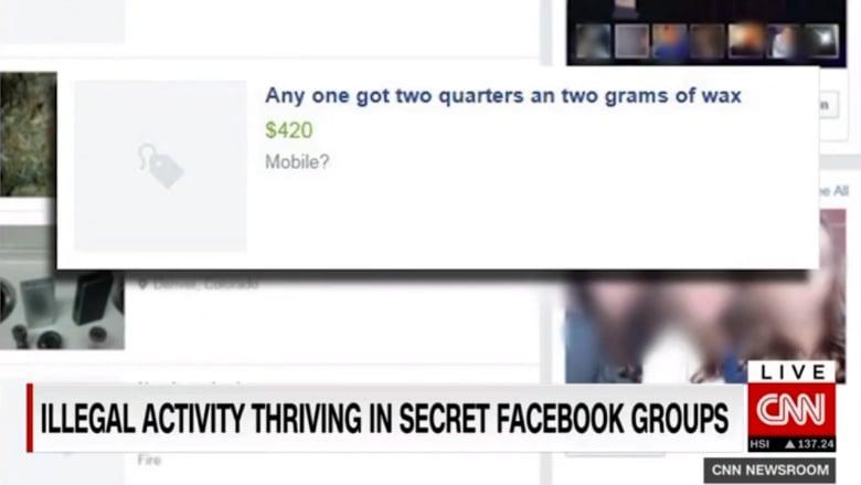 مجموعات سرية على فيسبوك لترويج المخدرات.. ماذا عن الجنس والإرهاب؟