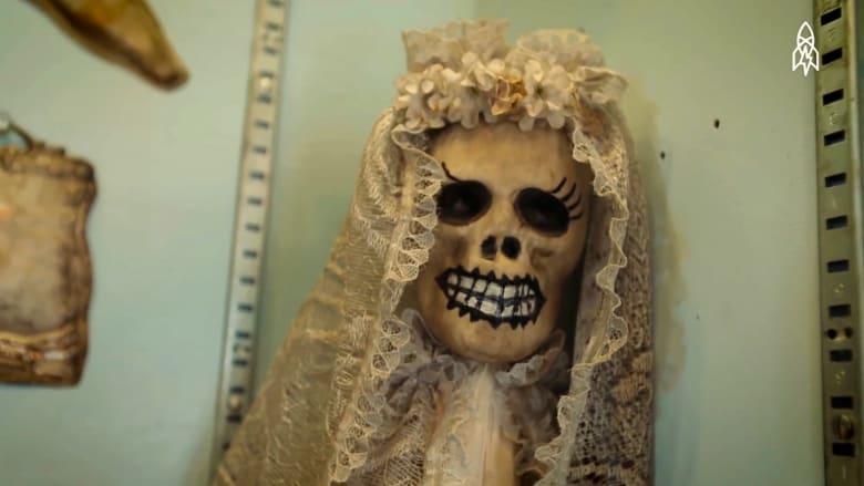 """أهلاً بكم إلى متحف """"جمال الموت"""""""