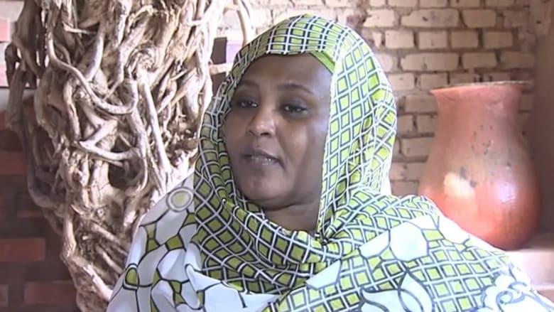 مريم المهدي: النظام حول السودانيين لأنانيين بنظرة ضيقة للدين وللحريات.. وسنخلّص السودان منه