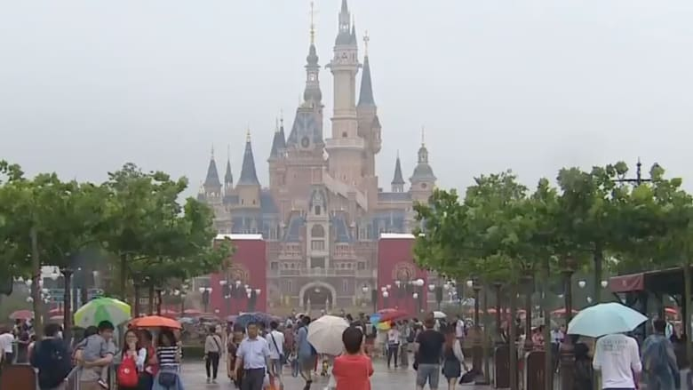 """المدير التنفيذي في""""والت ديزني"""": منتزه شانغهاي حلم كبير يتحقق"""