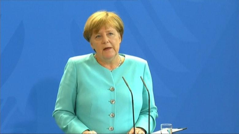 أنجيلا ميركل تبين كيف ينبغي أن تكون العلاقات مع بريطانيا بعد مغادرتها للاتحاد الأوروبي