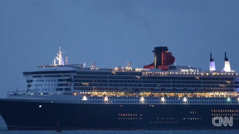 """بالفيديو: حقائق مذهلة عن """"الملكة ماري 2"""".. أسرع سفينة سياحية في العالم"""