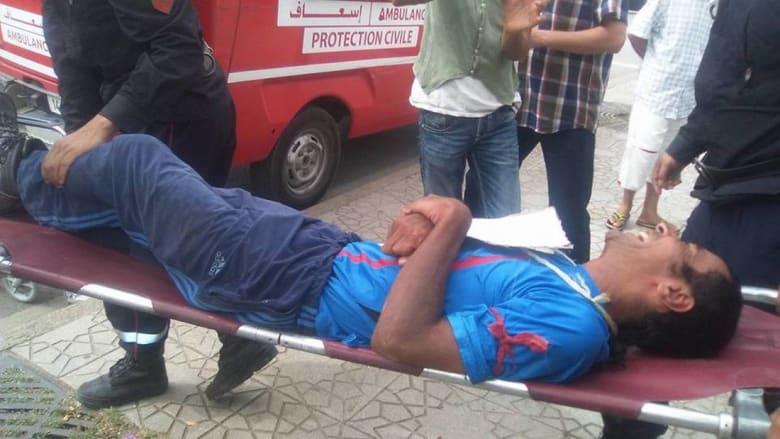 عادل أوتنيل يرفع إضرابه عن الطعام بعد التدخل لتمكينه من سكن لائق
