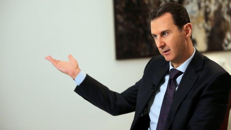 الأسد: الغرب يهاجموننا سياسيا ويرسلون مسؤوليهم للتعامل معنا من تحت الطاولة