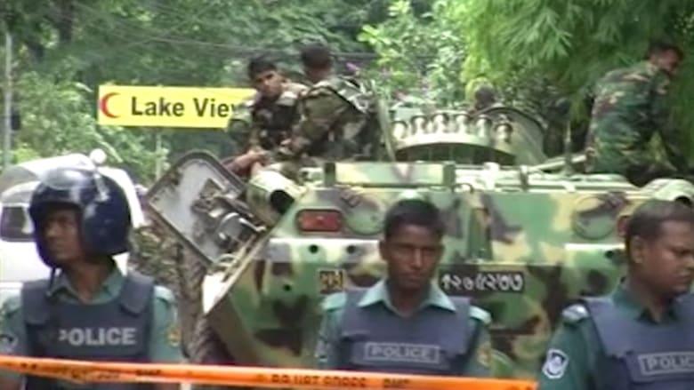 مقتل 9 إيطاليين و7 يابانيين في هجوم دكا.. ورئيسة وزراء بنغلاديش تعلن الحداد