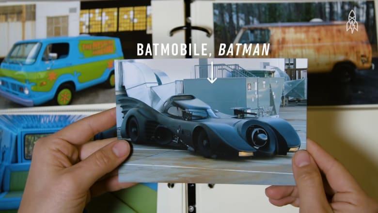 هل تحلم بقيادة سيارة باتمان؟ سيارات الأفلام على أرض الواقع