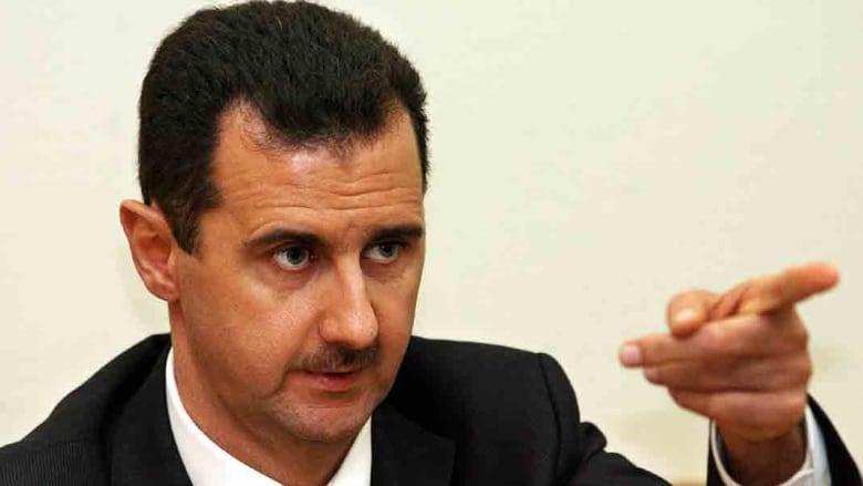 الأسد: إذا توقف دعم السعودية وقطر وتركيا للإرهاب سنربح الحرب في بضعة أشهر.. وأوباما أخفق في إزالتي من السلطة