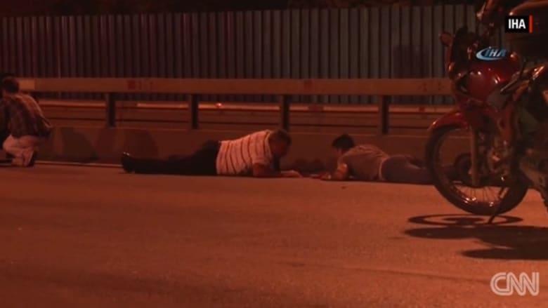 بالفيديو: إطلاق نار في إسطنبول