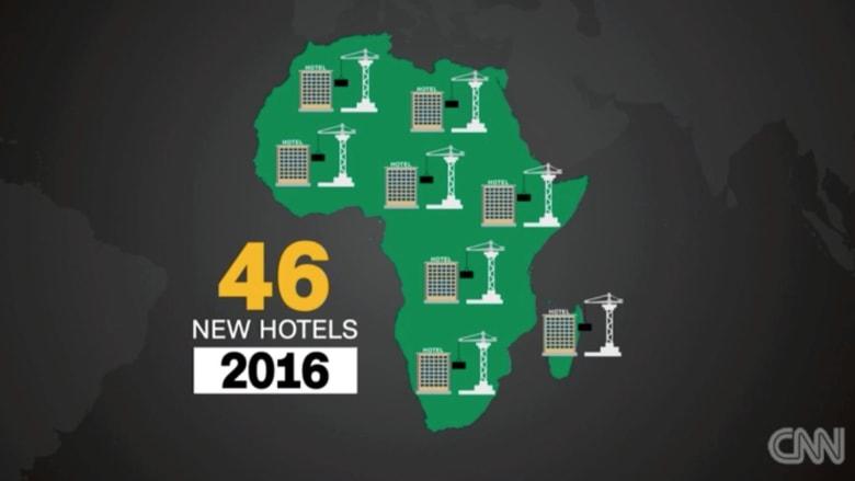 بالأرقام.. هذا الازدهار الذي ستشهده الفنادق بأفريقيا