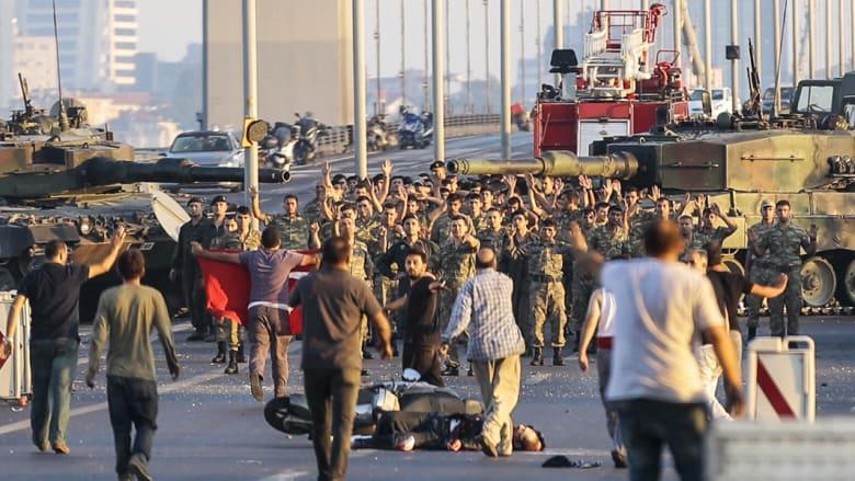 وزير العدل التركي: 6000 معتقل للآن على خلفية محاولة الانقلاب والعدد مرجح للارتفاع