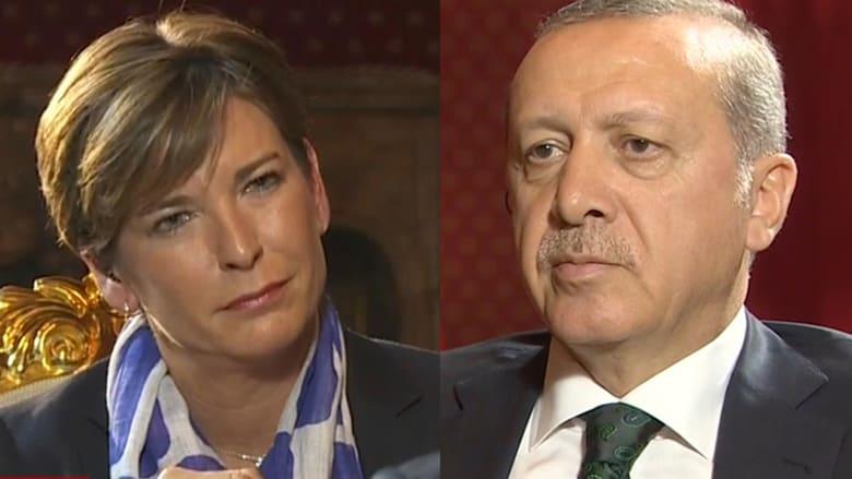 بالفيديو: أردوغان لـ CNN حول مطالب إعدام المخططين للانقلاب: سأوافق على ما يقرره البرلمان