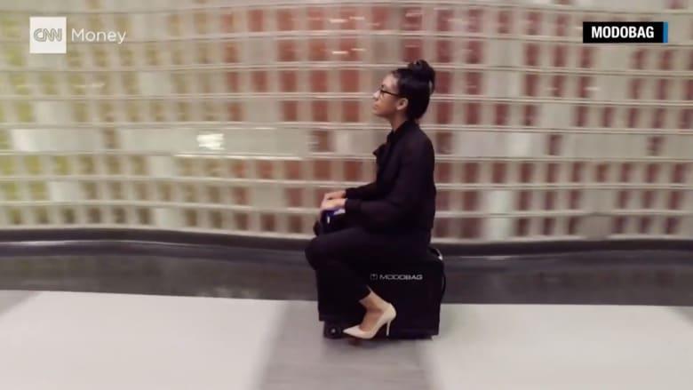 لا داع لحمل حقائب سفرك مجددا.. الآن يمكنك قيادتها!