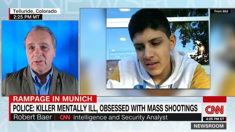 """شاهد.. محلل أمني عن منفذ هجوم ميونيخ: لا تتناسب مواصفاته مع عناصر """"داعش"""" والأرجح أنه """"مُضطرب نفسياً"""""""