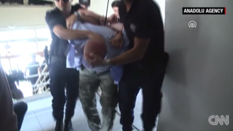 شهود عيان للعفو الدولية: المحتجزون في تركيا بعد محاولة الانقلاب يتعرضون للتعذيب والاغتصاب