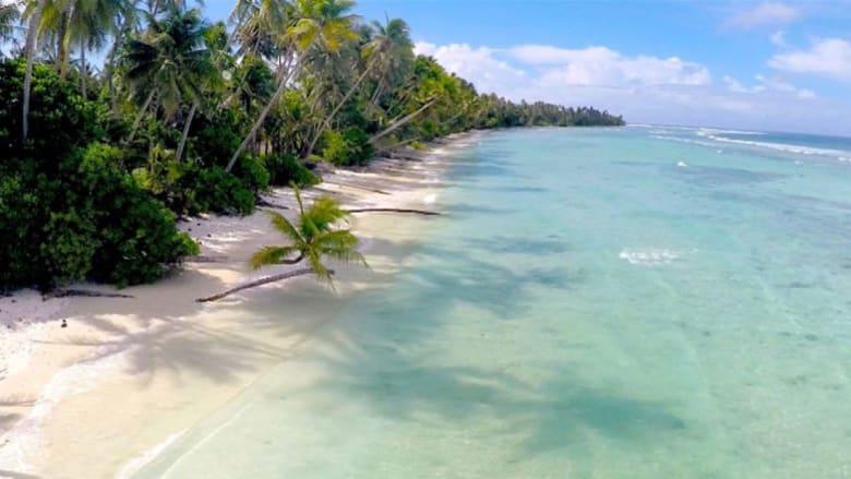 أسترالي يربح منتجع في جزيرة خاصة..بـ49 دولاراً