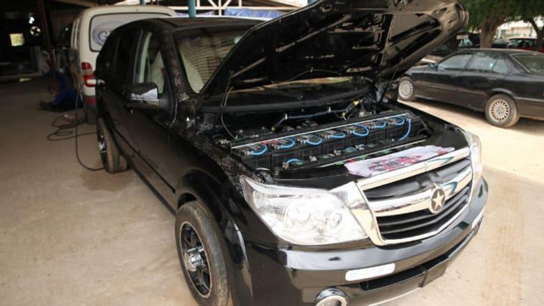 """شركة غانية توصلت إلى سر صناعة سيارات """"لا تقهر"""""""