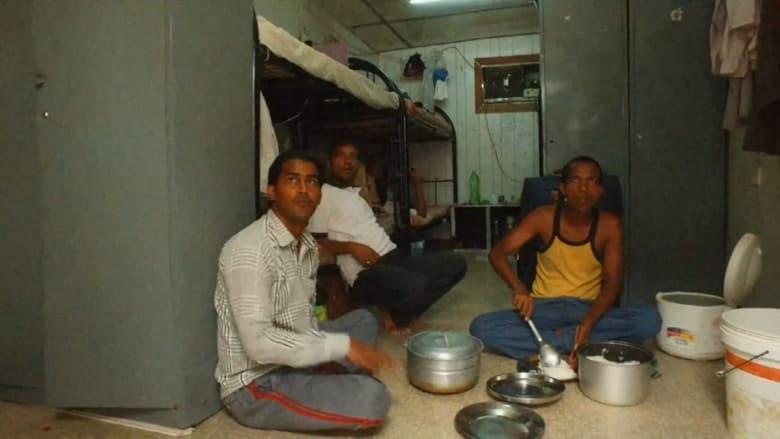 معونات غذائية من الهند للآلاف من عمالها في السعودية لإنقاذهم من الجوع بسبب أزمة الشركات
