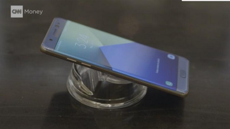 """سامسونج تكشف عن مزايا """"Galaxy Note 7"""""""