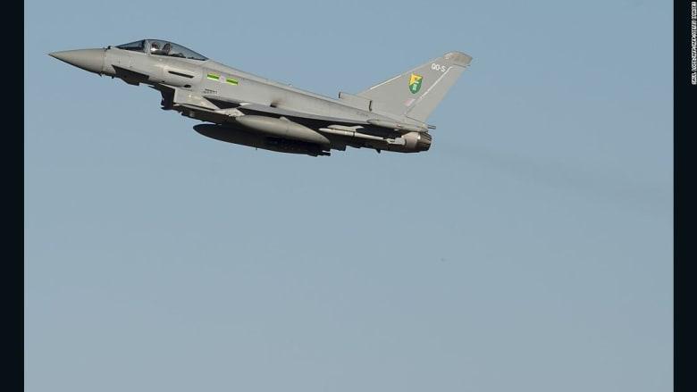 طائرات بريطانية تقصف قصرا لصدام حسين بالموصل تحول قلعة لداعش