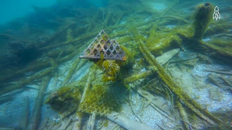 أسرار البحيرات الكبيرة: سفن وحكايات غارقة