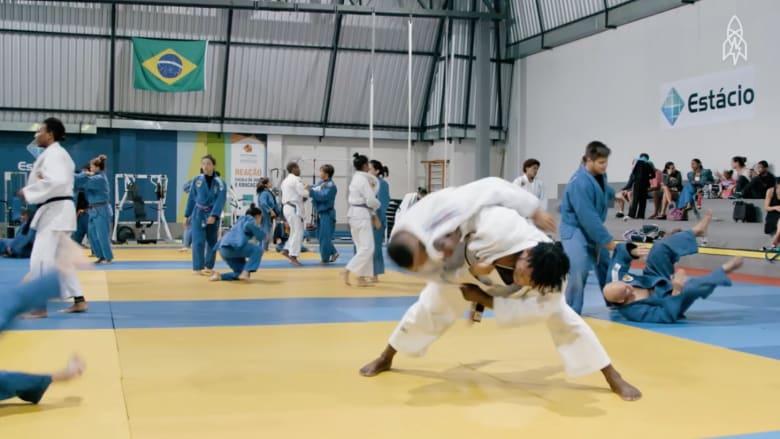 مابيكا وميسينغا: نقاتل من أجل اللاجئين في الأولمبياد
