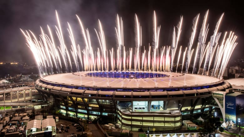 """ملعب """"ماراكانا"""": من كأس العالم 1950 إلى أولمبياد ريو"""