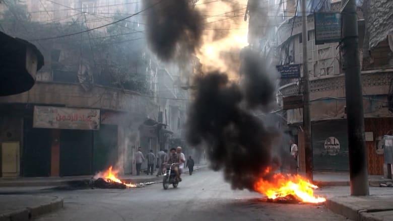 سكان حلب يصارعون من أجل البقاء على قيد الحياة