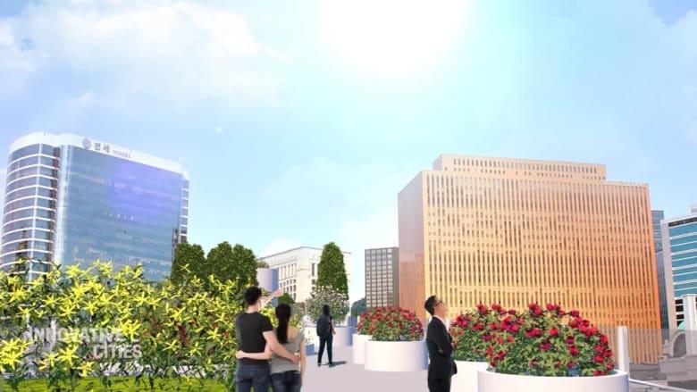 ما الذي يمكن أن توفره الحديقة المعلّقة لسكان سيؤول؟